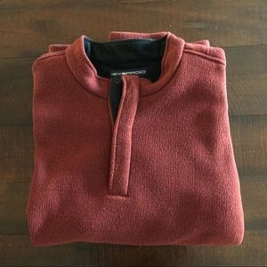 Exofficio Sweaters - Exofficio - XXL 1/4 Snap Sweater
